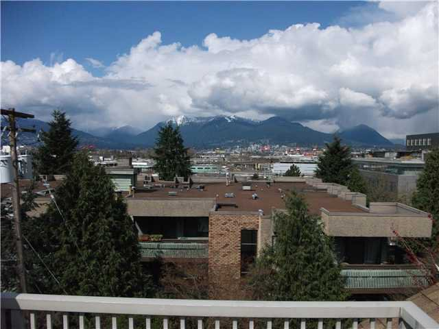 Main Photo: # 402 1099 E BROADWAY BB in Vancouver: Mount Pleasant VE Condo for sale (Vancouver East)  : MLS®# V942713