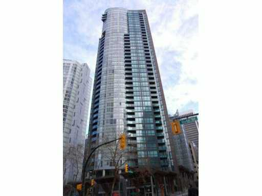 Main Photo: 1705 1189 MELVILLE Street in Vancouver: Coal Harbour Condo for sale (Vancouver West)  : MLS®# V935265