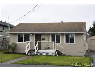 Main Photo: 3034 Doncaster Drive in Victoria: Vi Hillside Single Family Detached for sale : MLS®# 273935
