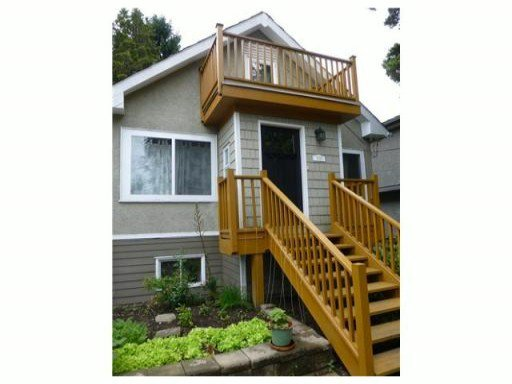 Main Photo: 5325 MCKINNON Street in Vancouver: Collingwood VE House for sale (Vancouver East)  : MLS®# V1028861