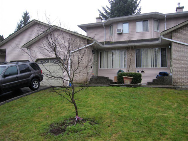 "Main Photo: 15 22900 126TH Avenue in Maple Ridge: East Central Townhouse for sale in ""COHO CREEK ESTATES"" : MLS®# V1045164"