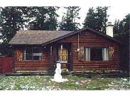 Main Photo: 3194 Glen Lake Rd in VICTORIA: La Glen Lake House for sale (Langford)  : MLS®# 151756