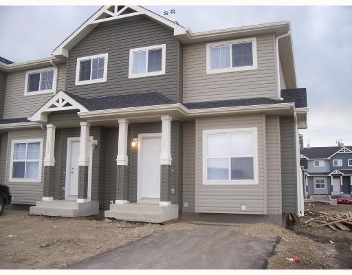 Main Photo: 424 111 Tarawood Lane NE in Calgary: Taradale Townhouse for sale : MLS®# C3378438