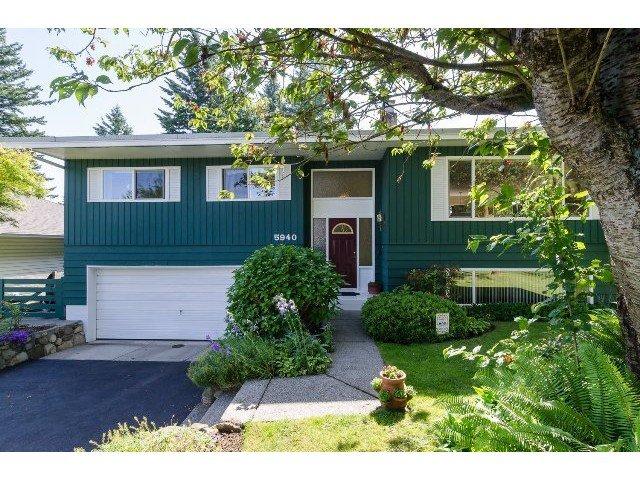 "Main Photo: 5940 135 Street in Surrey: Panorama Ridge House for sale in ""Northridge Area"" : MLS®# F1443510"