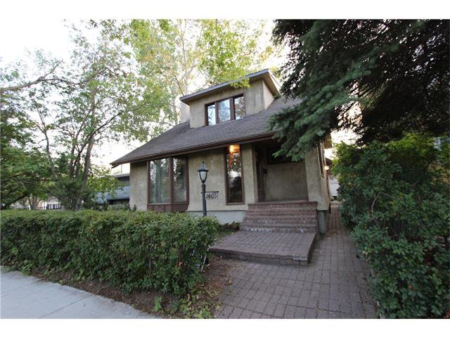 Main Photo: 1405 5 Street NW in Calgary: Rosedale House for sale : MLS®# C4025322