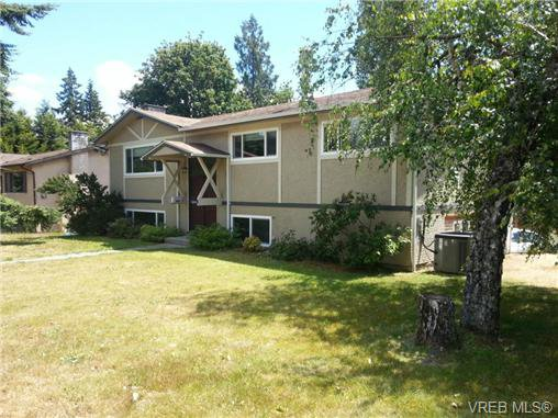 Main Photo: 529 Atkins Ave in VICTORIA: La Atkins Single Family Detached for sale (Langford)  : MLS®# 734808