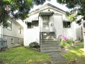 Main Photo: 5548 SHERBROOKE Street in Vancouver: Knight House for sale (Vancouver East)  : MLS®# R2117183