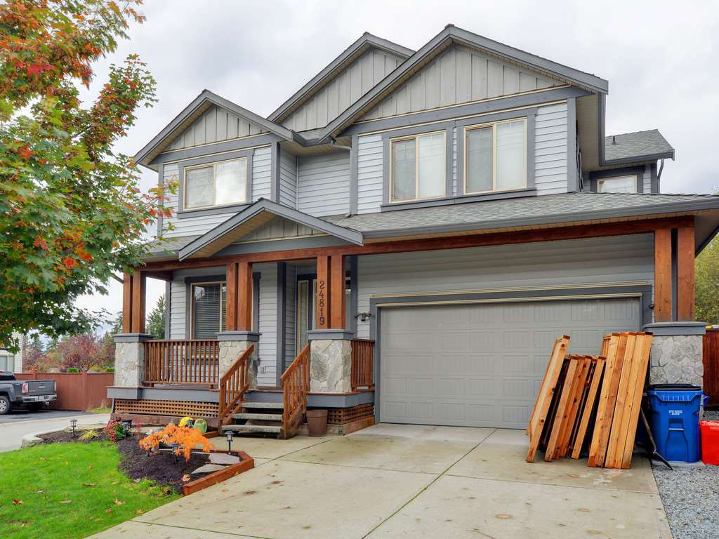 Main Photo: 24819 106B Avenue in Maple Ridge: Albion House for sale : MLS®# R2117922