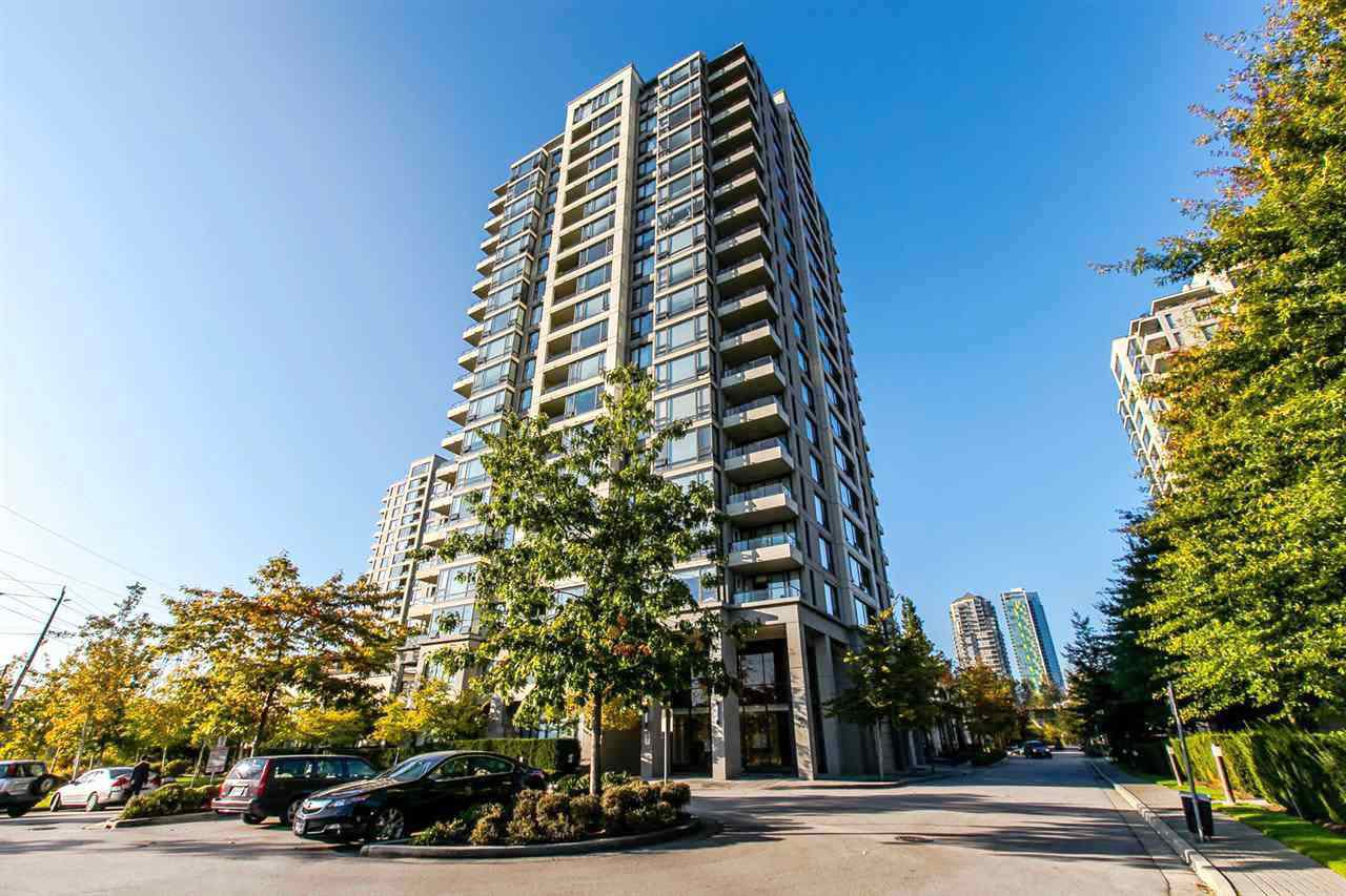 "Main Photo: 501 4178 DAWSON Street in Burnaby: Brentwood Park Condo for sale in ""TANDEM 2"" (Burnaby North)  : MLS®# R2143849"