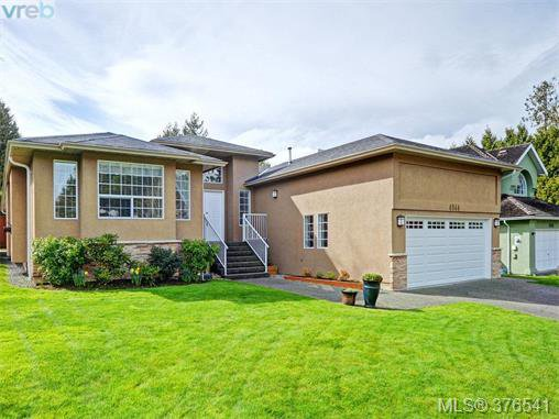 Main Photo: 4944 Haliburton Place in VICTORIA: SE Cordova Bay Single Family Detached for sale (Saanich East)  : MLS®# 376541