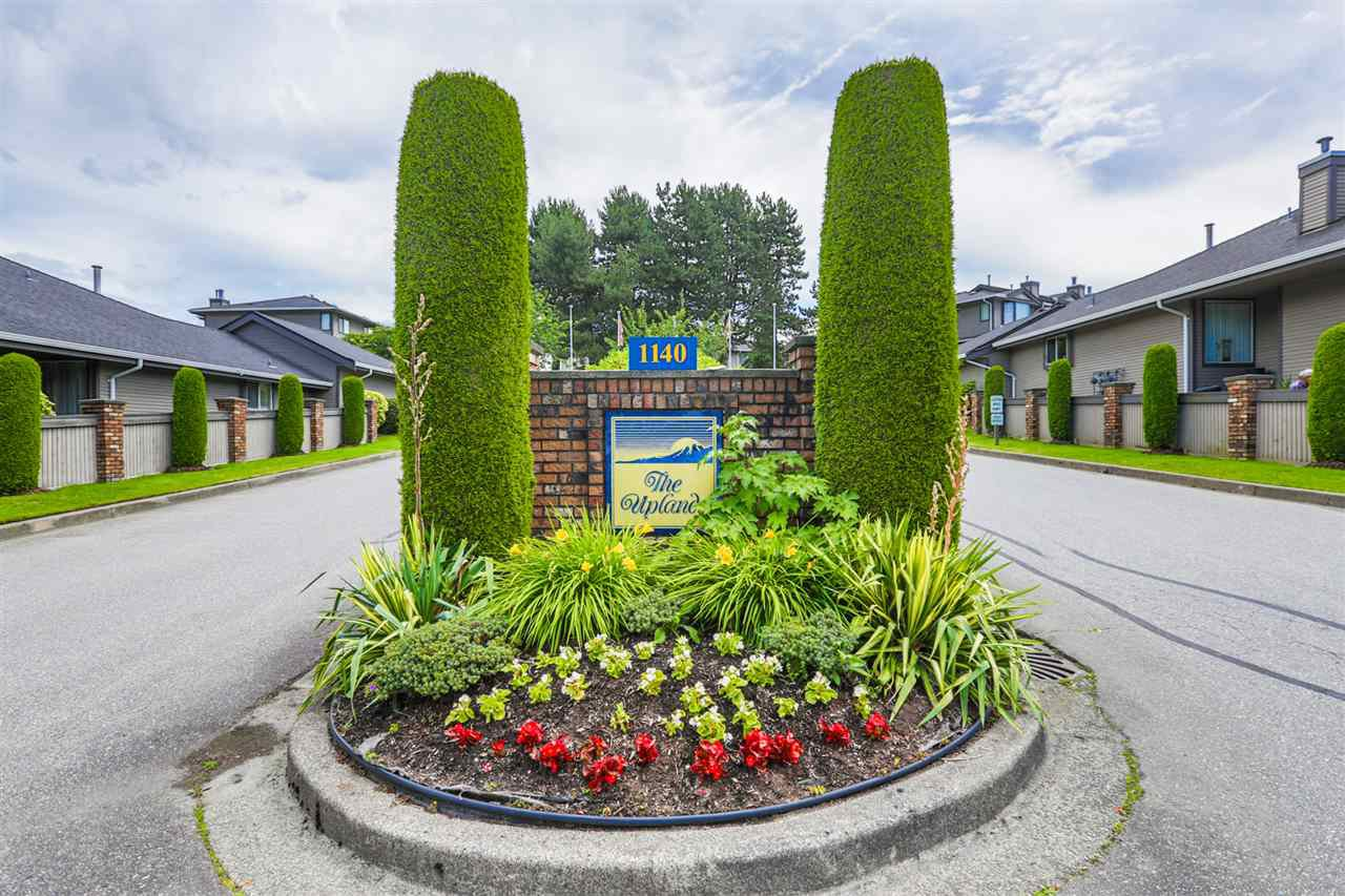 """Main Photo: 162 1140 CASTLE Crescent in Port Coquitlam: Citadel PQ Townhouse for sale in """"UPLANDS"""" : MLS®# R2165039"""