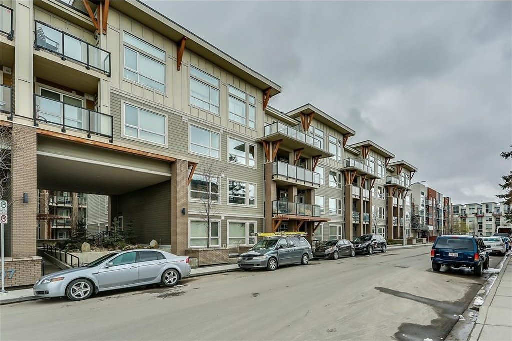 Main Photo: 237 721 4 Street NE in Calgary: Renfrew Condo for sale : MLS®# C4121707