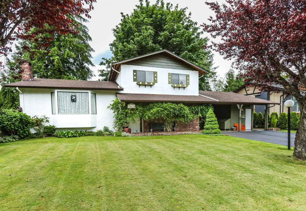 Main Photo: 12317 GRAY Street in Maple Ridge: West Central House for sale : MLS®# R2179339