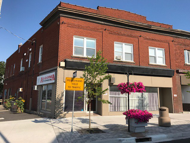 Main Photo: 147 North/South Gore Street in Sault Ste. Marie: Business for lease (Downtown Central)