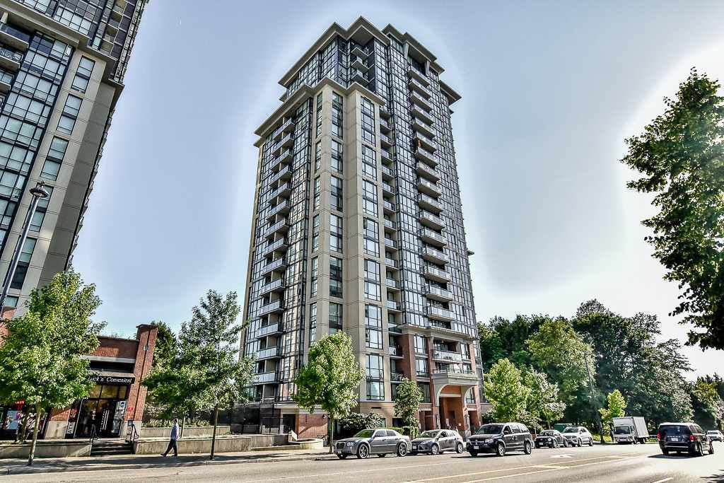 "Main Photo: 1001 13380 108 Avenue in Surrey: Whalley Condo for sale in ""CITY POINT"" (North Surrey)  : MLS®# R2240729"