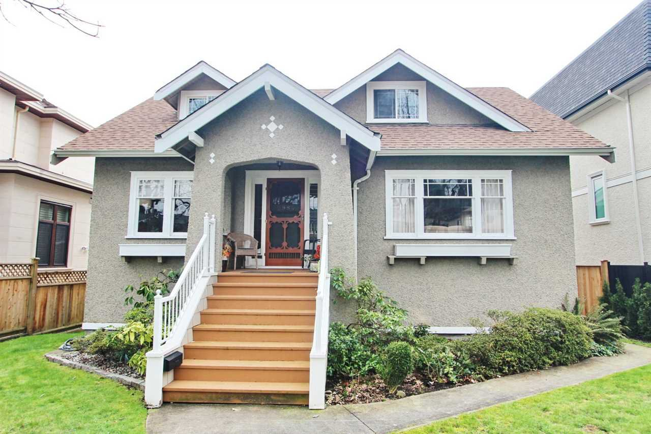 Main Photo: 2984 W 39TH Avenue in Vancouver: Kerrisdale House for sale (Vancouver West)  : MLS®# R2242360
