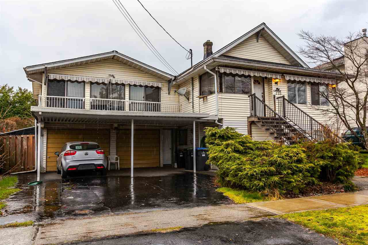 Photo 1: Photos: 233 ARCHER Street in New Westminster: The Heights NW House for sale : MLS®# R2250558