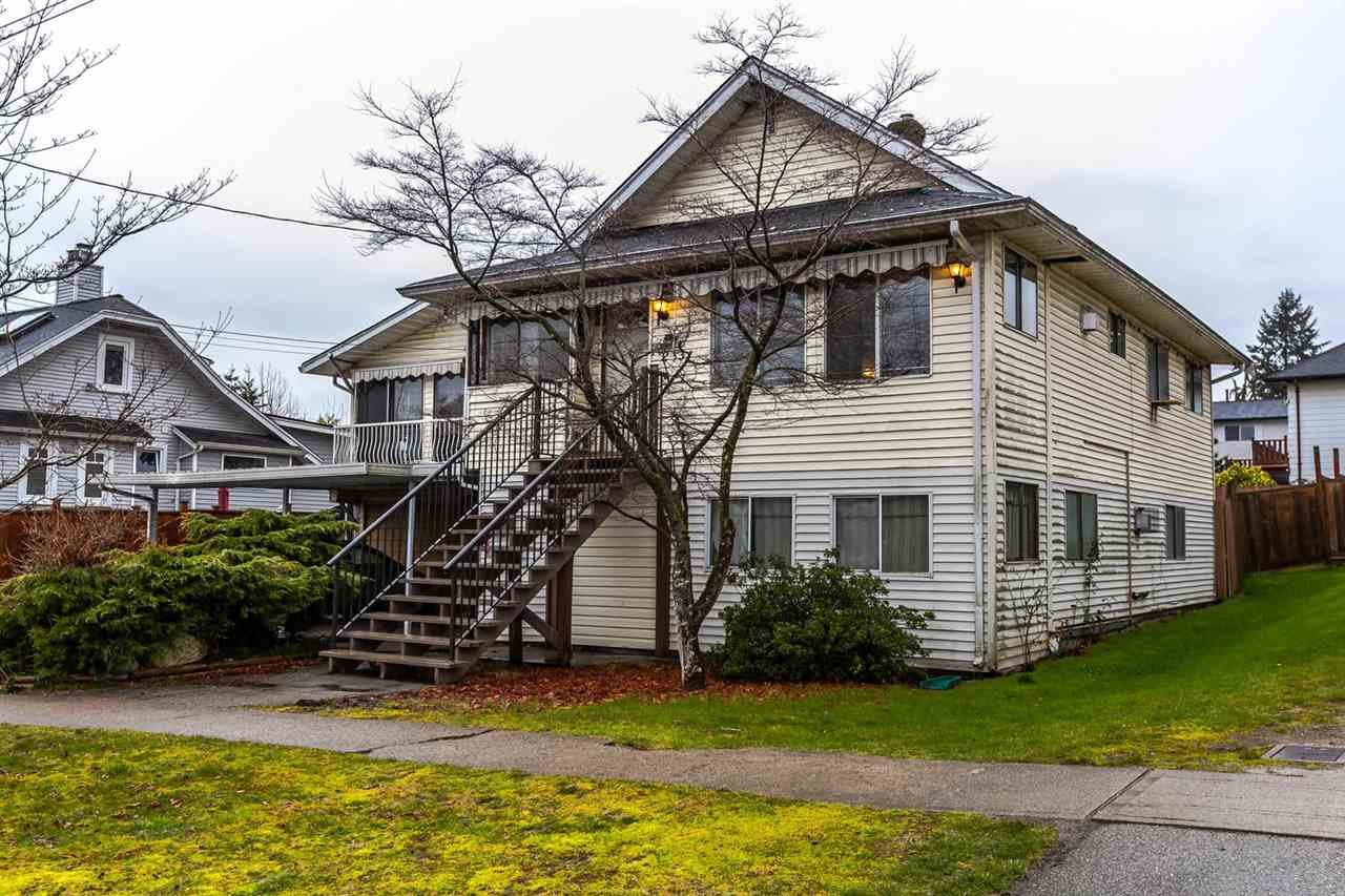 Photo 2: Photos: 233 ARCHER Street in New Westminster: The Heights NW House for sale : MLS®# R2250558