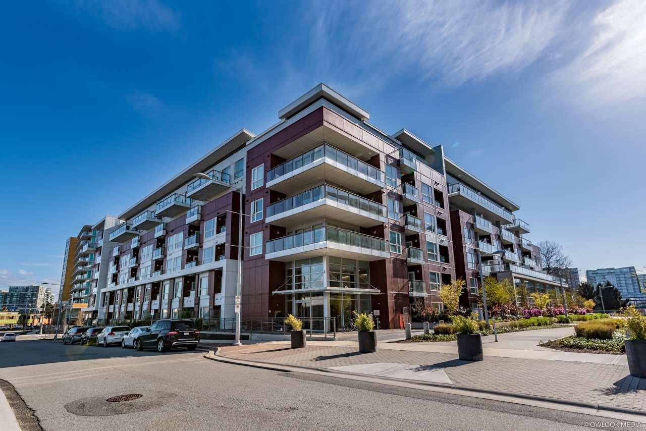 """Main Photo: 625 5399 CEDARBRIDGE Way in Richmond: Brighouse Condo for sale in """"RIVA"""" : MLS®# R2258046"""