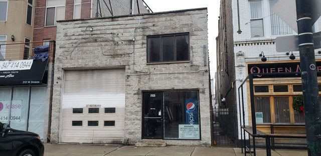 Main Photo: 2123 Division Street in CHICAGO: CHI - West Town Retail / Stores for rent ()  : MLS®# MRD10159113