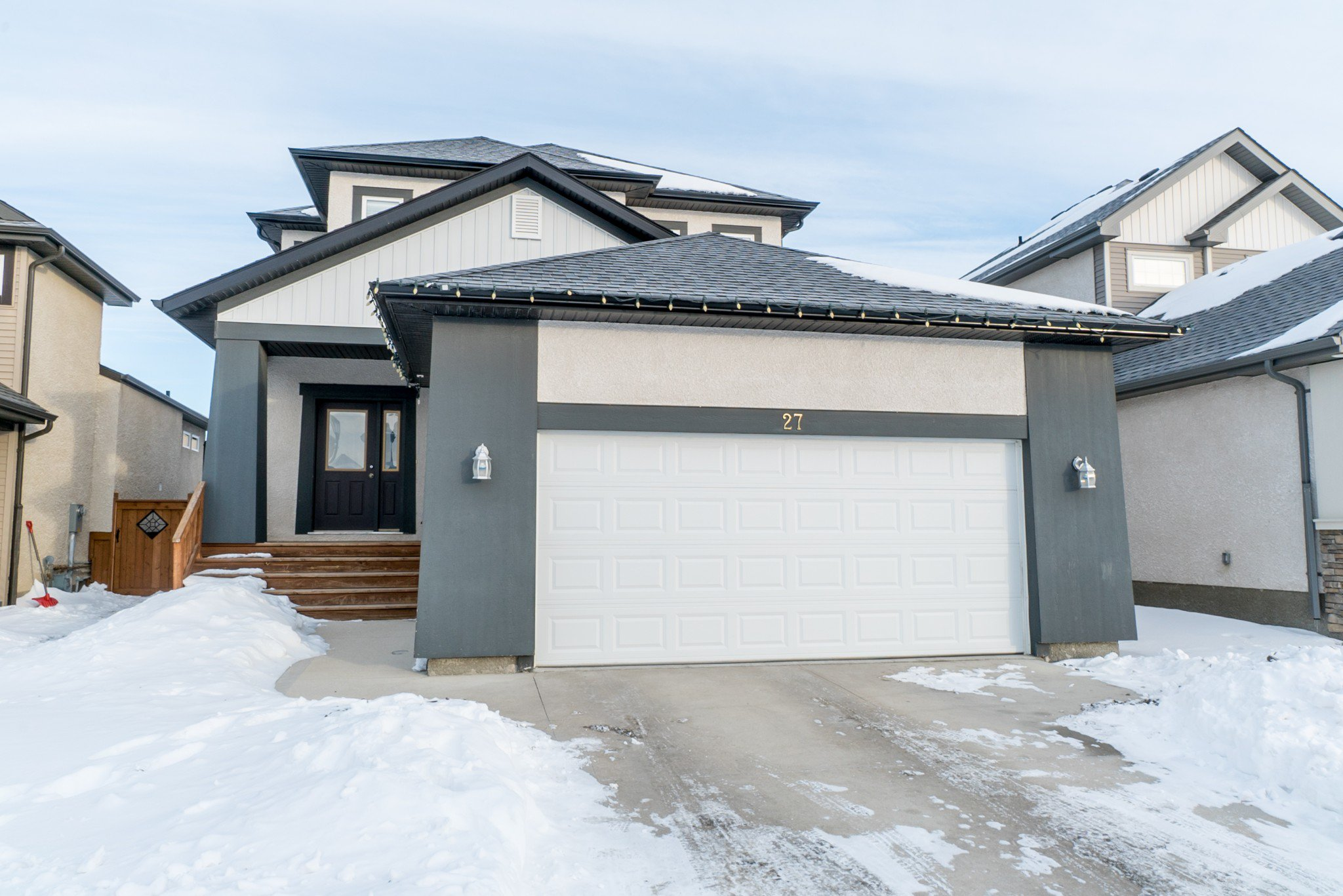 Main Photo: 27 Moonbeam Way in Winnipeg: Sage Creek Residential for sale (2K)  : MLS®# 1901220