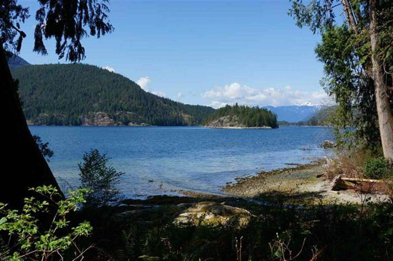 Main Photo: Blk I SECHELT INLET in Egmont: Pender Harbour Egmont Land for sale (Sunshine Coast)  : MLS®# R2354935
