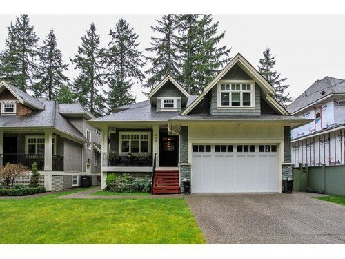 Main Photo: 638 HILLCREST Street in Coquitlam: Home for sale : MLS®# V1109900