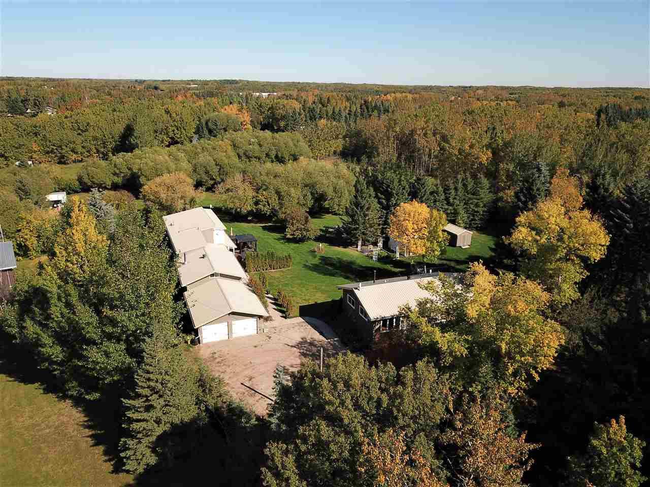 Main Photo: 1000 Bauer Avenue: Rural Parkland County House for sale : MLS®# E4171765