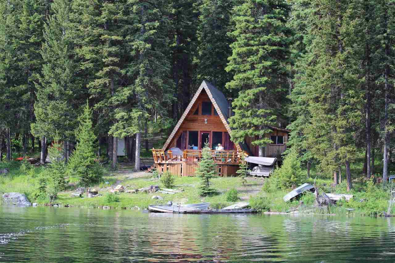 "Photo 1: Photos: 2452 TYEE LAKE Road in Williams Lake: Williams Lake - Rural North House for sale in ""TYEE LAKE"" (Williams Lake (Zone 27))  : MLS®# R2428990"