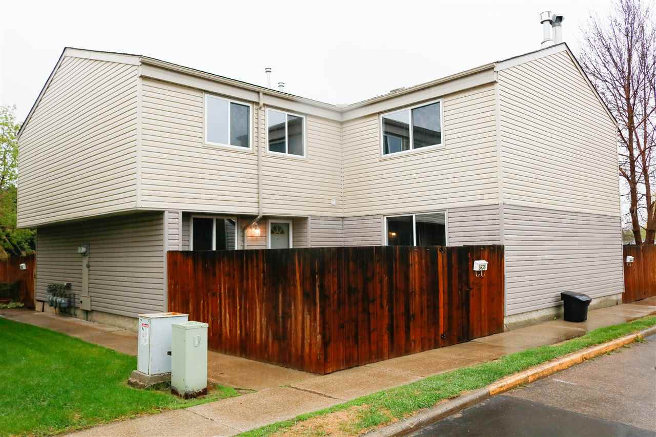 Main Photo: 5638 148 Street in Edmonton: Zone 14 Townhouse for sale : MLS®# E4198349