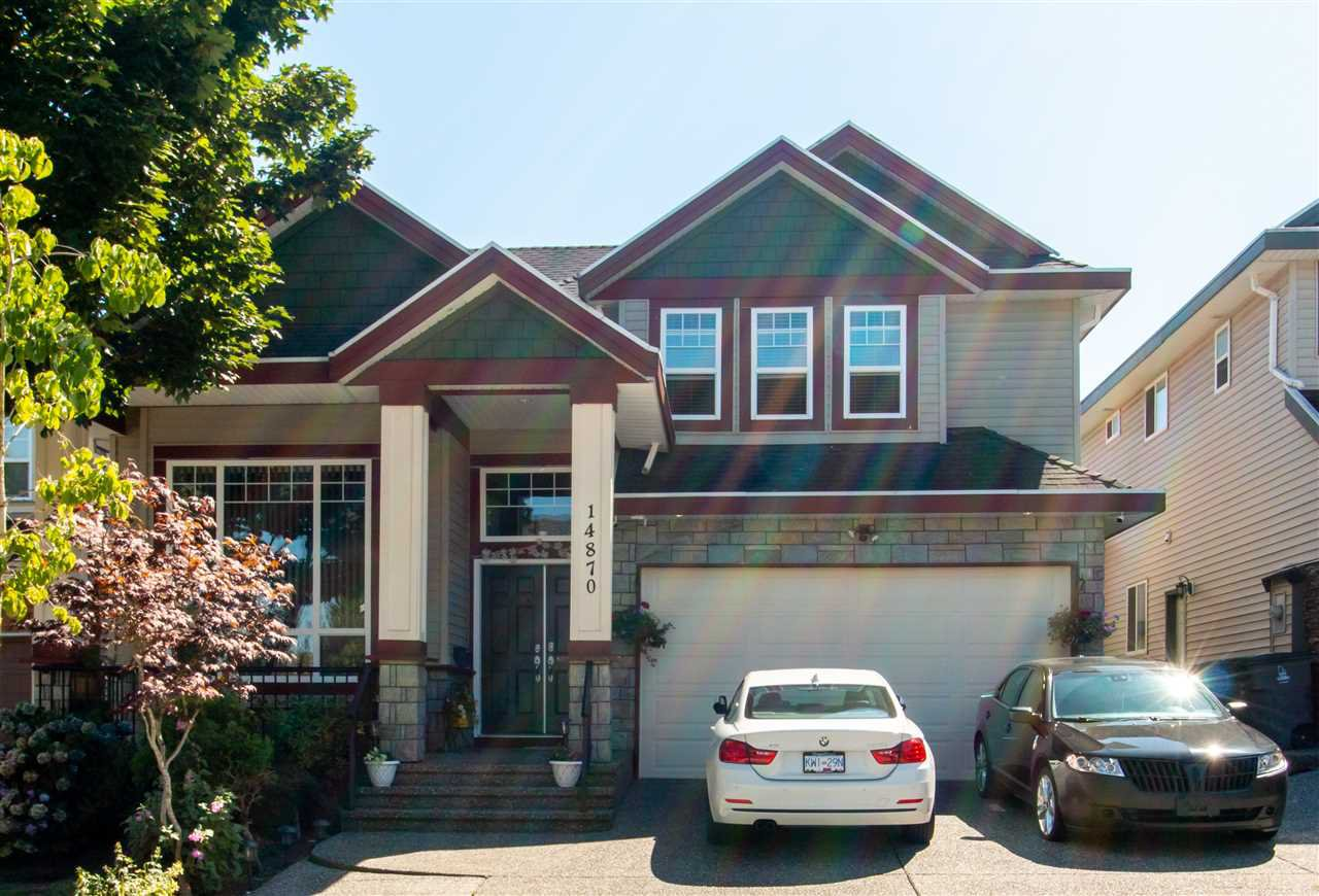 Main Photo: 14870 71 Avenue in Surrey: East Newton House for sale : MLS®# R2489128