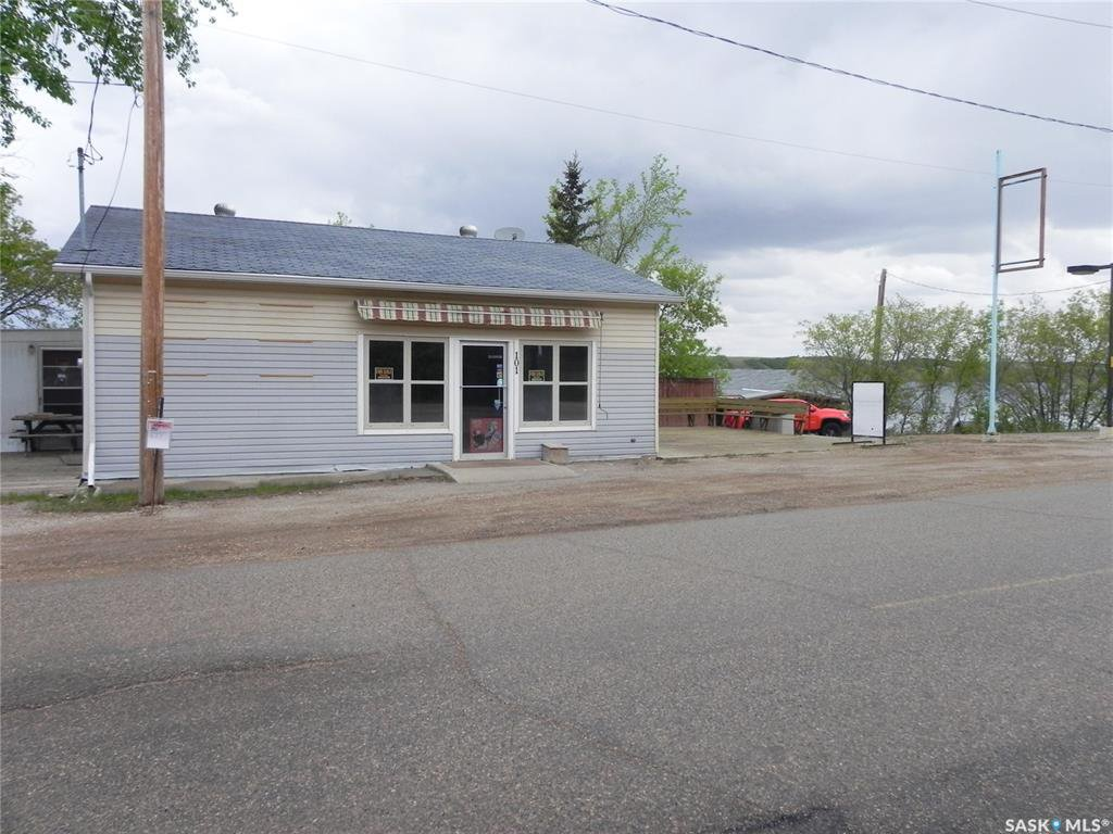Main Photo: 103 ELIZABETH Avenue in Manitou Beach: Commercial for sale : MLS®# SK822294