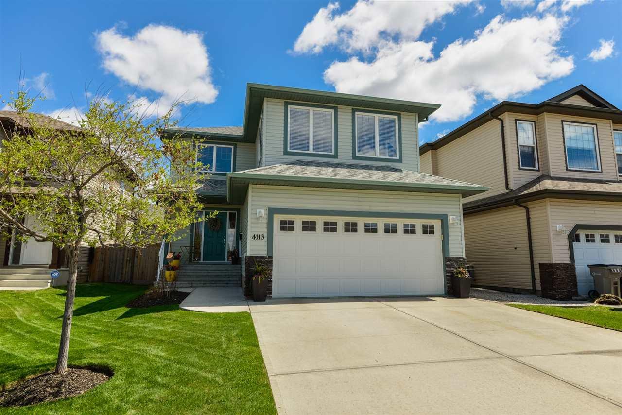 Main Photo: 4113 46 Street: Stony Plain House for sale : MLS®# E4211839