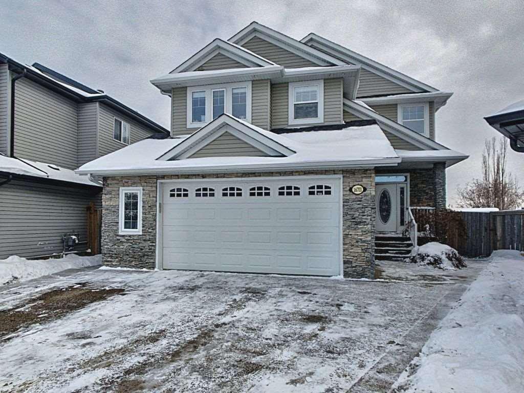 Main Photo: 16711 113 Street in Edmonton: Zone 27 House for sale : MLS®# E4221604