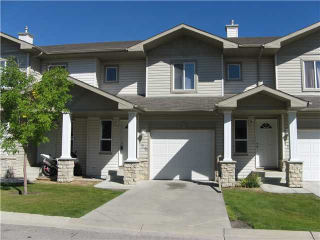 Main Photo: 159 CITADEL MEADOW Gardens NW in CALGARY: Citadel Townhouse for sale (Calgary)  : MLS®# C3490134