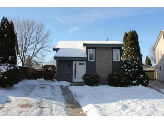 Main Photo: 88 Turnham Drive in WINNIPEG: St Vital Residential for sale (South East Winnipeg)  : MLS®# 1222998