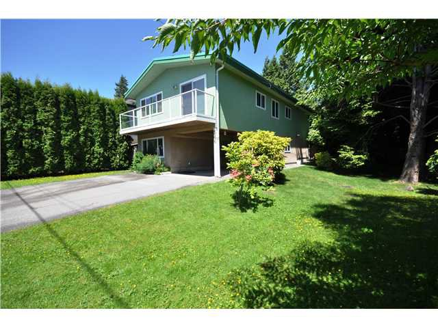 Main Photo: 546 W 25TH ST in North Vancouver: Upper Lonsdale House for sale : MLS®# V1012039