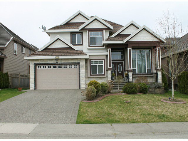 Main Photo: 10563 168TH Street in Surrey: Fraser Heights House for sale (North Surrey)  : MLS®# F1408467