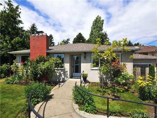Main Photo: 2830 Admirals Rd in VICTORIA: SW Portage Inlet House for sale (Saanich West)  : MLS®# 683640