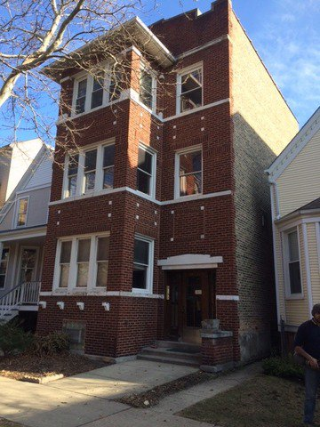 Main Photo: 1907 Berteau Avenue in CHICAGO: CHI - North Center Multi Family (2-4 Units) for sale ()  : MLS®# 08912455
