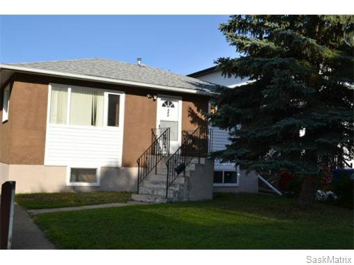 Main Photo: 331 X Avenue South in Saskatoon: Meadow Green Single Family Dwelling for sale (Saskatoon Area 04)  : MLS®# 546807