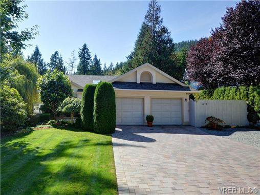 Main Photo: NORTH SAANICH REAL ESTATE For Sale in DEAN PARK , B.C. Canada SOLD With Ann Watley