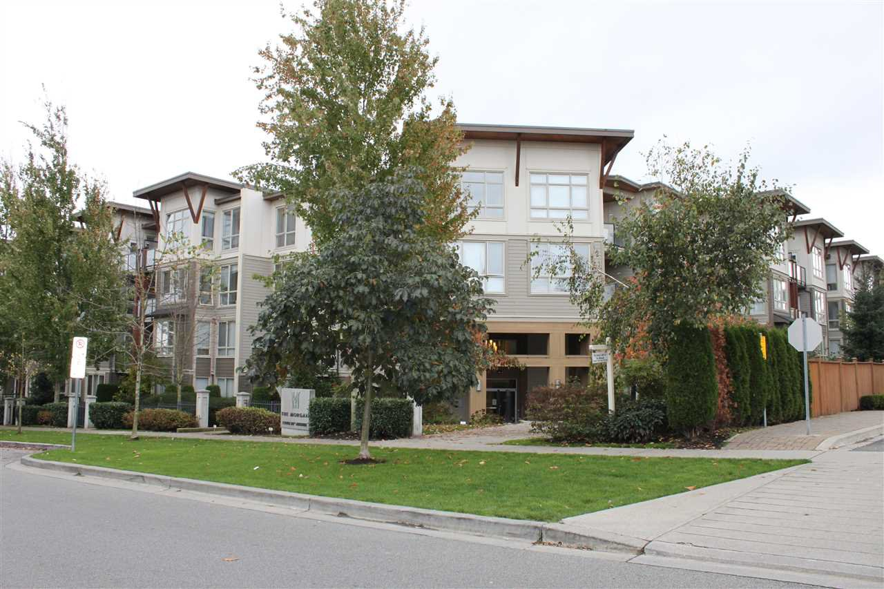 "Main Photo: 320 15918 26 Avenue in Surrey: Grandview Surrey Condo for sale in ""The Morgan"" (South Surrey White Rock)  : MLS®# R2010619"