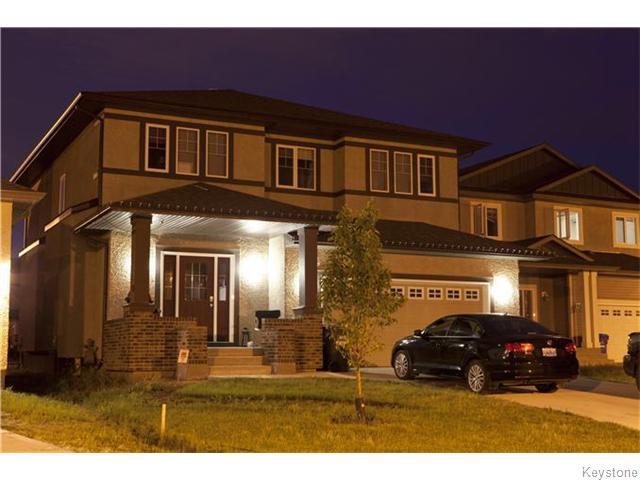Main Photo: 7 Copperfield Bay in Winnipeg: Fort Garry / Whyte Ridge / St Norbert Residential for sale (South Winnipeg)  : MLS®# 1530172