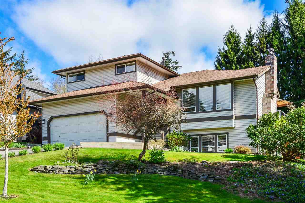 """Main Photo: 832 165 Street in Surrey: King George Corridor House for sale in """"McNally Creek"""" (South Surrey White Rock)  : MLS®# R2050214"""