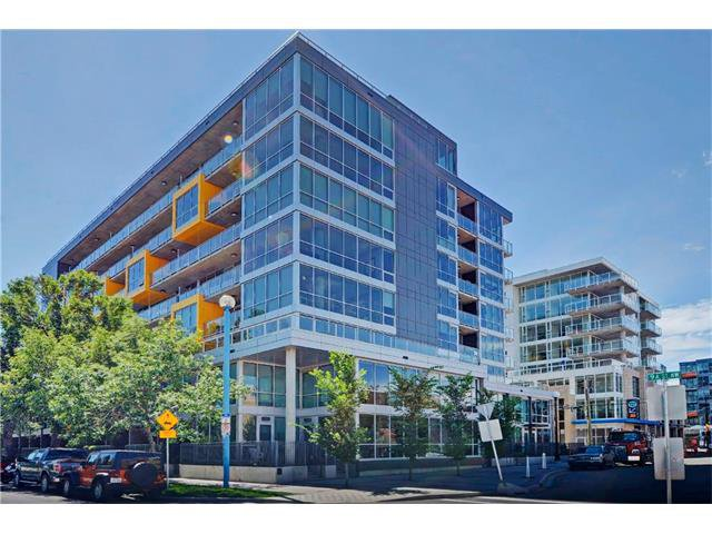 Main Photo: 505 235 9A Street NW in Calgary: Sunnyside Condo for sale : MLS®# C4077475