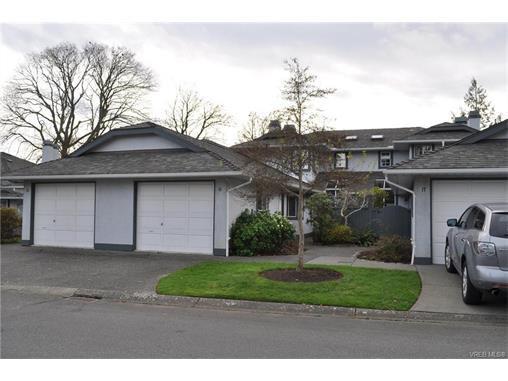 Main Photo: 15 5110 Cordova Bay Rd in VICTORIA: SE Cordova Bay Row/Townhouse for sale (Saanich East)  : MLS®# 749401