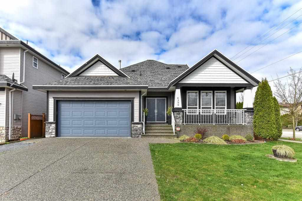 Main Photo: 6399 166 Street in Surrey: Cloverdale BC House for sale (Cloverdale)  : MLS®# R2151928