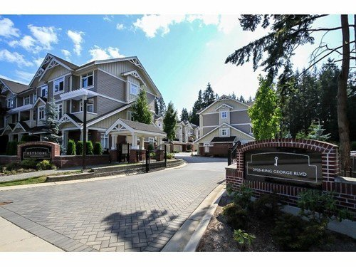 Main Photo: 19 2925 KING GEORGE Blvd in South Surrey White Rock: Home for sale : MLS®# F1420257