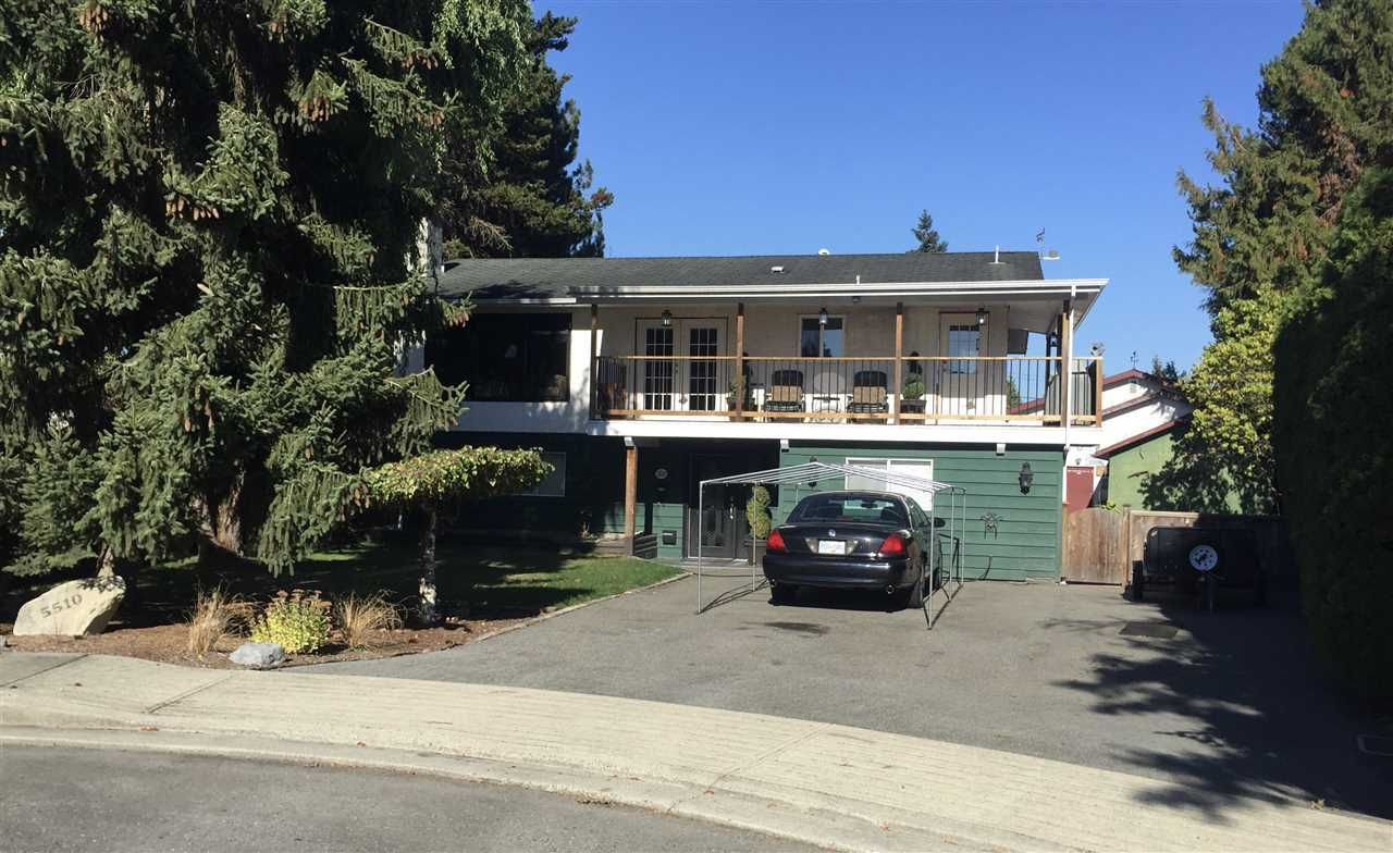 Main Photo: 5510 199A Street in Langley: Langley City House for sale : MLS®# R2211483